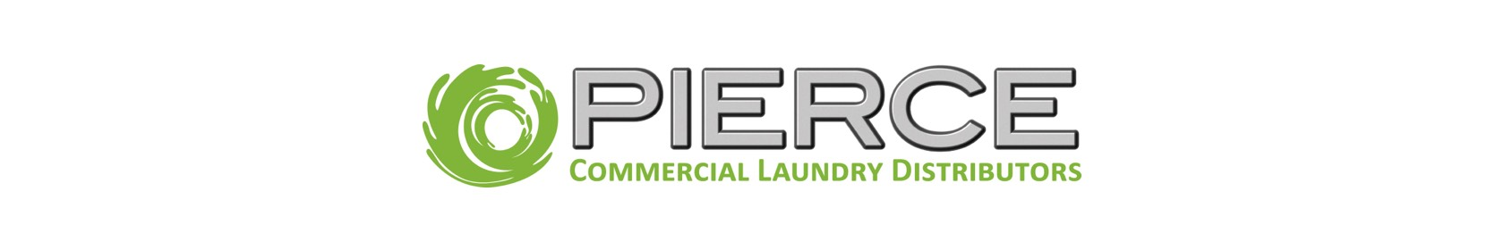 Pierce Commercial Laundry Logo